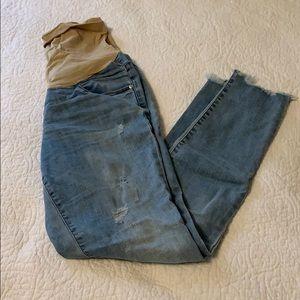 Jessica Simpson denim stretch jeans size small